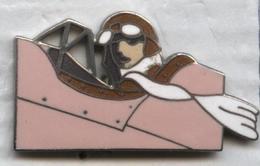 Pin's Démons Et Merveilles Avion Aviateur - Airplanes