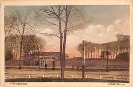 's Hertogenbosch - Citadel Kazerne (animatie, Gekleurd, J H Schaefer's Platino Uitg.) - 's-Hertogenbosch