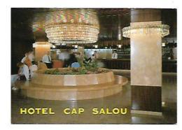 TARRAGONA COSTA-DORADA SALOU HOTEL CAP SALOU - Hoteles & Restaurantes