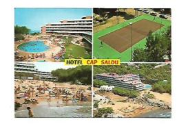TARRAGONA COSTA-DORADA SALOU HOTEL CAP SALOU CARTE MULTIVUES - Hoteles & Restaurantes