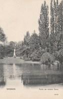 ALLEMAGNE - HESSE - WIESBADEN - Partie Am Warmen Damm. Reinicke & Rubin, Magdeburg N° 16590 - 1905 - Wiesbaden