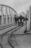 """Chiveve Bridge - Beira (animation, Système De Traction...""""petit Train"""") - Mozambico"""