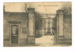 CPA (55) Fains. Entrée De L'Asile Départemental. (B.409) - Francia