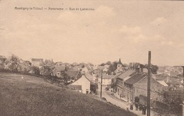 Montigny-le-Tilleul-Panorama-Rue De Landelies. - Montigny-le-Tilleul