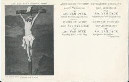 Antwerpen - Antwerpen Vooruit - 300ste Verjaardag Van Ant. Van Dijck - Groote Feesten Augusti 1899 - Antwerpen