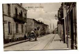 Vlc 30 - Nîmes : Route D'Uzès - Nîmes