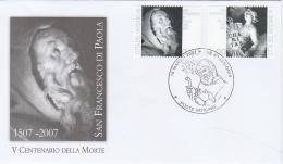 A16559)Vatikan 1571 - 1572 FDC - FDC