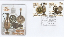 A16562)Vatikan 1578 - 1579 FDC - FDC
