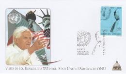 A16593)Vatikan 1613 FDC - FDC