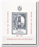 België 1957, Charleroi, Minework - Black-and-white Panes