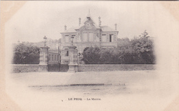 CPA (78) LE PECQ La Mairie - Le Pecq