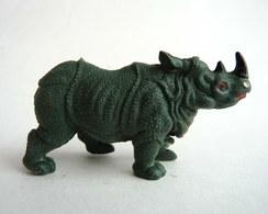FIGURINES PUBLICITAIRES LE ZOO PRIOR RHINOCEROS  Mais Aussi Des Dizaines D'autres Figurines Disponibles - Figurines