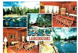 SUOMI  FINLAND - KOTKA LANGINKOSKI - Finlandia