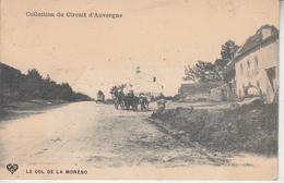 Circuit D'Auvergne - Le Col De La Moréno ( Boeuf Attelage ) - Sport Automobile
