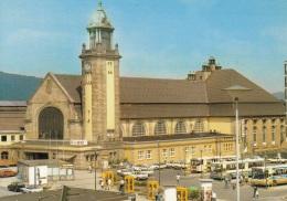 Hagen Hauptbahnhof,ungelaufen - Stations With Trains