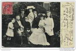 The Roosevelt Family - Personnages