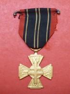 Croix Du Combattant - Resistance Volontaire - France