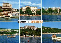 POZDRAV IZ CRIKVENICE - Yugoslavia