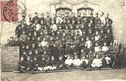 MILITARIA - 31e DIVISION D'INFANTERIE PELETON DISPENSES - 1905 - Régiments
