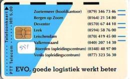 NEDERLAND CHIP TELEFOONKAART CRD 551 * EVO * Telecarte A PUCE PAYS-BAS ONGEBRUIKT MINT - Privé