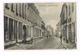 CPA (59) Gravelines.Rue De Dunkerque.Animation. (B.436) - Gravelines
