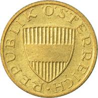 Monnaie, Autriche, 50 Groschen, 1986, TTB, Aluminum-Bronze, KM:2885 - Autriche