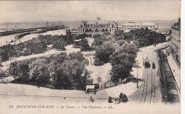 Cp , 62 , BOULOGNE-sur-MER , Le Casino , Vue Générale - Boulogne Sur Mer