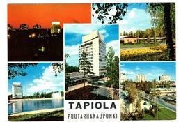 SUOMI  FINLAND - TAPIOLA PUUTARHAKAUPUNKI - Finlandia