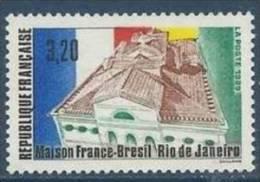 "FR YT 2661 "" Maison France-Brésil "" 1990 Neuf** - France"