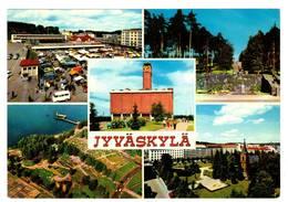 SUOMI  FINLAND - JYVASKYLA - Finlandia