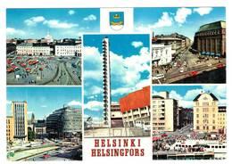 HELSINKI HELSINGFORS  SUOMI FINLAND - - Finlandia