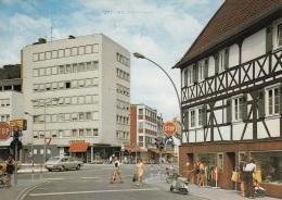 VW 411,Heppenheim,gelaufen - Voitures De Tourisme