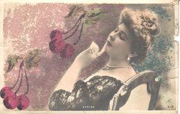 CPA - Thèmes - Fantaisies - Femmes - Portrait De Femmes - Zarina - Femmes