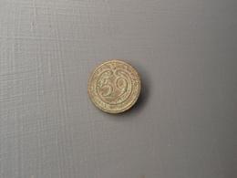 Bouton Plat  N° 59 , Petit Module. - Buttons