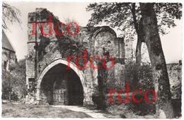 FRANCE Oise Senlis, Ruines Du Château Henri-IV - Senlis