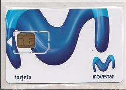 TARJETA GSM MOVISTAR TARJETA - Tarjetas Telefónicas