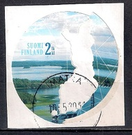 Finland 2011 - UNESCO World Heritage - Struve Geodetic Arc From Block - Finlandia