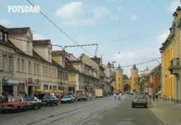 Opel Manta B,Kadett E,Honda Accord,Fiat 124,BMW 3er,Potsdam,ungelaufen - Voitures De Tourisme