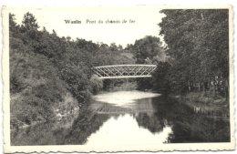 Wanlin - Pont Du Chemin De Fer - Houyet