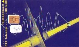 NEDERLAND CHIP TELEFOONKAART CRD 585 * EBATECH * Telecarte A PUCE PAYS-BAS ONGEBRUIKT MINT - Privé