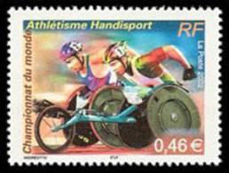 France Sport N° 3495 ** Handisport - Championnat Du Monde D'athlétisme - Handisport