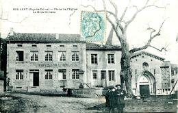 N°64745 -cpa Le Meix Tiercelin -vue Panoramique- - France
