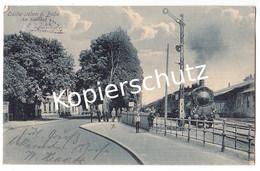 Oschersleben A. Bode  1914 (z5604) - Oschersleben