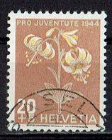 Schweiz 1944 // Mi. 441 O Farbe ? (027..745) - Gebraucht