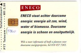NEDERLAND CHIP TELEFOONKAART CRD 598.01 * ENECO  * Telecarte A PUCE PAYS-BAS ONGEBRUIKT MINT - Nederland