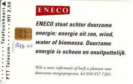 NEDERLAND CHIP TELEFOONKAART CRD 598.02 * ENECO  * Telecarte A PUCE PAYS-BAS ONGEBRUIKT MINT - Privé