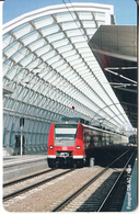 GERMANY(chip) - Train(P 07), 08/05, Used - Trains