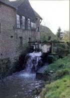 OTTERGEM ~ Erpe-Mere (O.Vl.) - Watermolen/moulin à Eau - Fraaie Kaart Van De Watermeulen In 1992, Nog In Vol Bedrijf. - Erpe-Mere