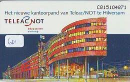 NEDERLAND CHIP TELEFOONKAART CRD 601 * TELEAC  * Telecarte A PUCE PAYS-BAS ONGEBRUIKT MINT - Privé