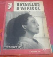 WW2 7 Jours N°108 27 Décembre 1942 Arletty Visiteurs Du Soir,Batailles D'Afrique  Misourata,Usines Heinkel,Staline - Bücher, Zeitschriften, Comics